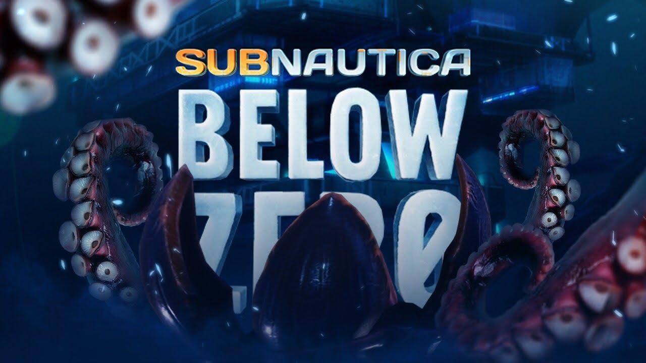 Subnautica Below Zero The Kraken Leviathan New Kraken Alien