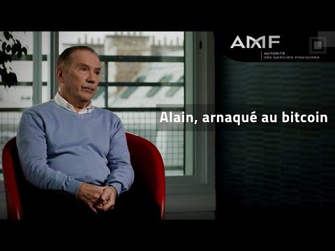 Arnaques au Bitcoin, le témoignage d'Alain | #ArnaquesParlonsEn