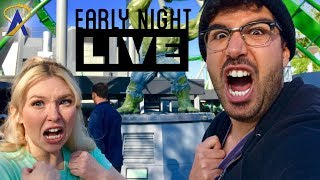 Live from Universal's Islands of Adventure - Early Night Live thumbnail