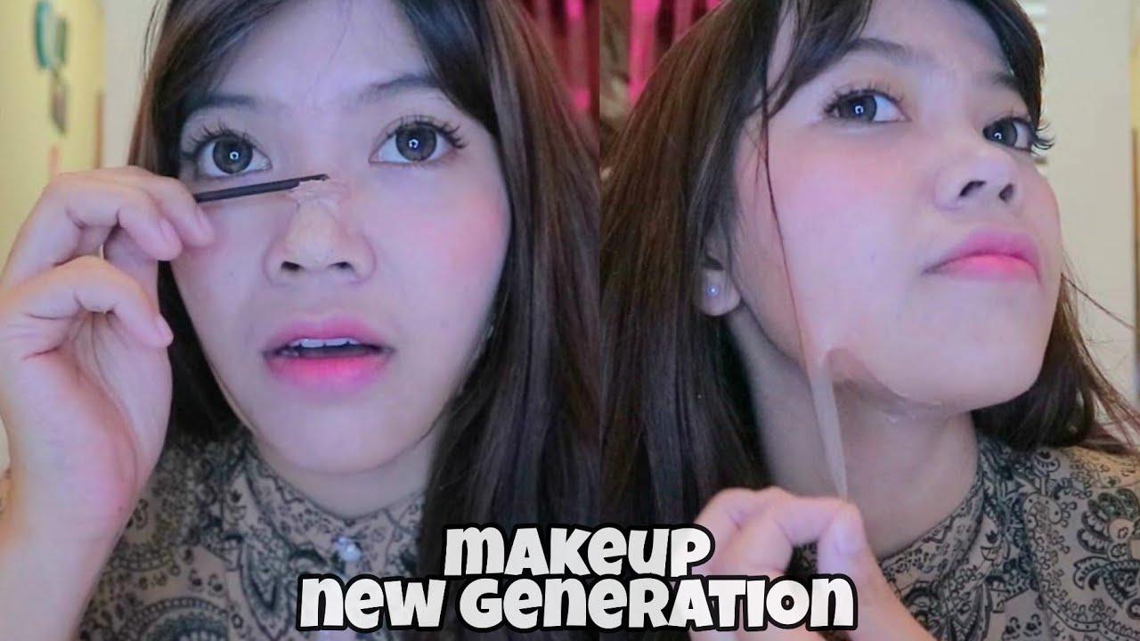 Nyobain Makeup Asia, yang lagi VIRAL!!!