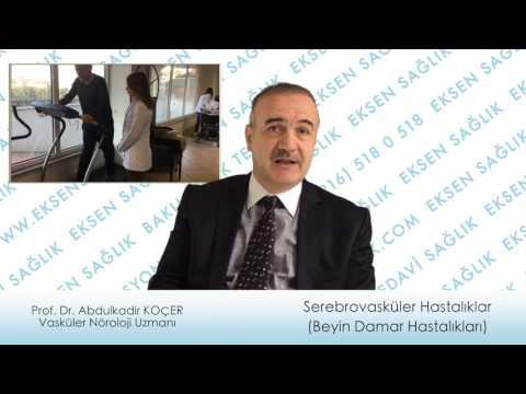 Felç (İnme) Nedir Ve Tedavisi Nasıldır? Prof. Dr. Abdulkadir Koçer