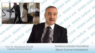 Felç Nedir ve Tedavisi Nasıldır Prof Dr Abdulkadir Koçer 0216 518 0 518