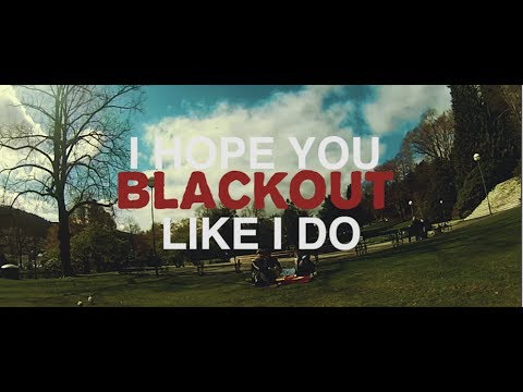 The Main Level - Blackout (Official Lyric Video)