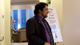 Shane Stacks Justice of the Peace remarks at fundraiser (August 20, 2012)