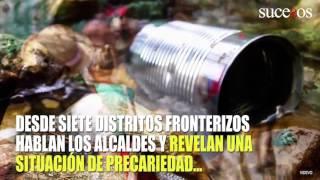 LOS PERUANOS EN LAS FRONTERAS