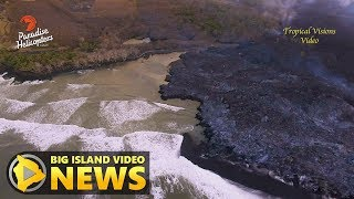 Hawaii Volcano Eruption Update - Friday Morning (July 20, 2018)