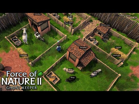 Survival, Sandbox, RPG, Strategy Game | Force of Nature 2 Gameplay | Part 1