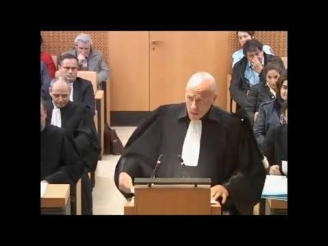 Wilfried Paris, avocat contre la mafia maçonnique
