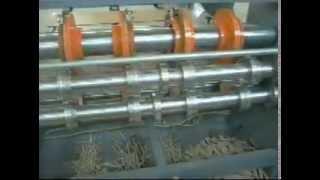 Станок просекательно-рилевочный (слоттер) полуавтоматический(Слоттер с полуавтоматической подачей предназначен для изготовления в полуавтоматическом режиме заготово..., 2014-03-27T16:22:07.000Z)