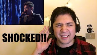 ITALIAN REACTS TO SHOCKING FILIPINO SINGER ON AMERICA'S GOT TALENT