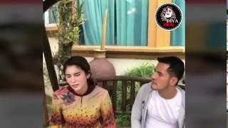 Lawak pecah perut jawapan Dato Aliff Syukri bila Sajat cakap boleh mengandung