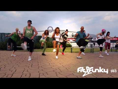 Fit&Funky™ Choreo «Five More Hours»