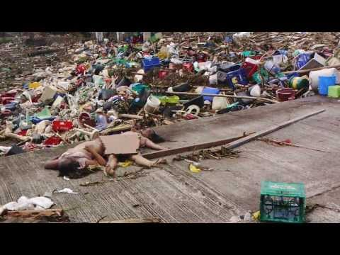 death from typhoon yolanda
