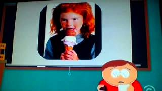 south park- ginger kid