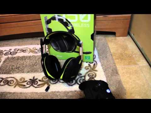 Astro A50 Xbox One Mic Fix!!