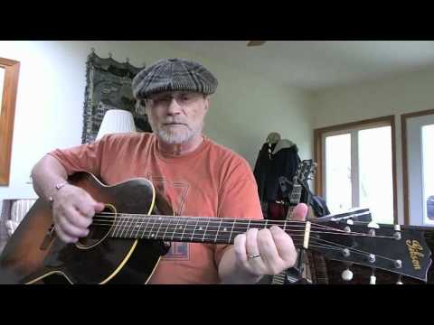 707 - Lady Madonna - The Beatles - acoustic cover by George Possley