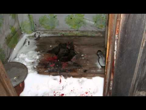 В Омутнинске мать убила новорожденного. Место происшествия 11.02.2015