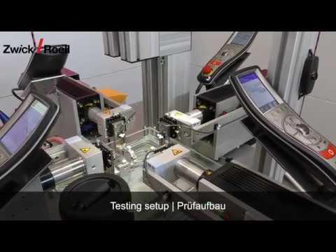 Download Biaxial testing machine - Biaxialprüfmaschine