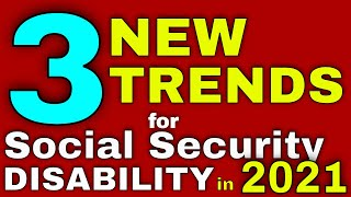 3 New Trends Wнen Applying for Social Security Disability in 2021
