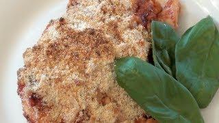 '30 Minute' Chicken Parmigiana Bake - Video Recipe