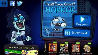 Troll Face Quest Horror [a few ads[not sponsored] and sorry for moving noise]