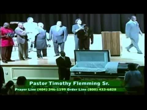 The Devil's Funeral By Pastor Flemming