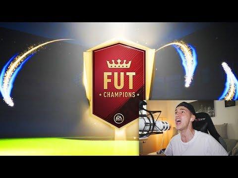 FUT CHAMPIONS REWARDS PACK OPENING!! 🔥😱 Fifa 18 Ultimate Team