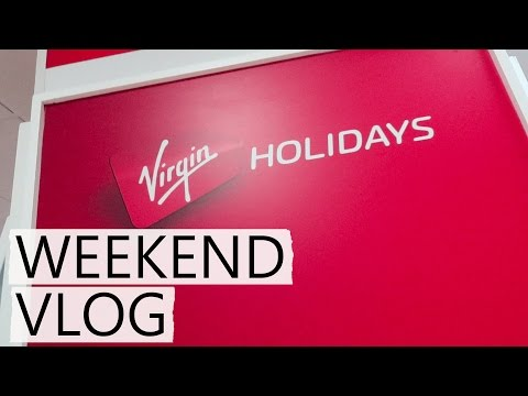 Booking Our Florida Holiday!   Weekend Vlog!