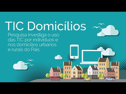 Lançamento Pesquisa TIC Domicílios 2019