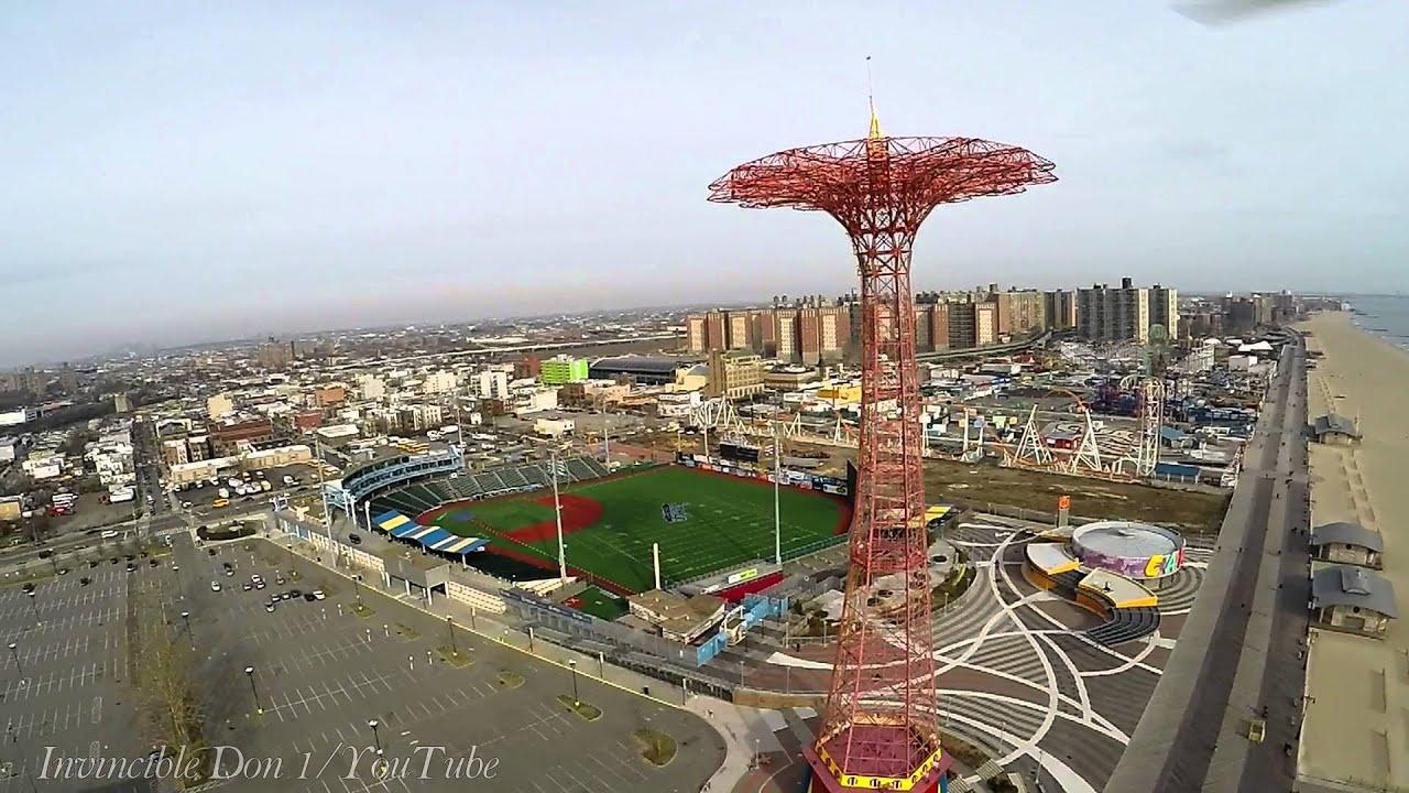 Baseball Stadium Coney Island
