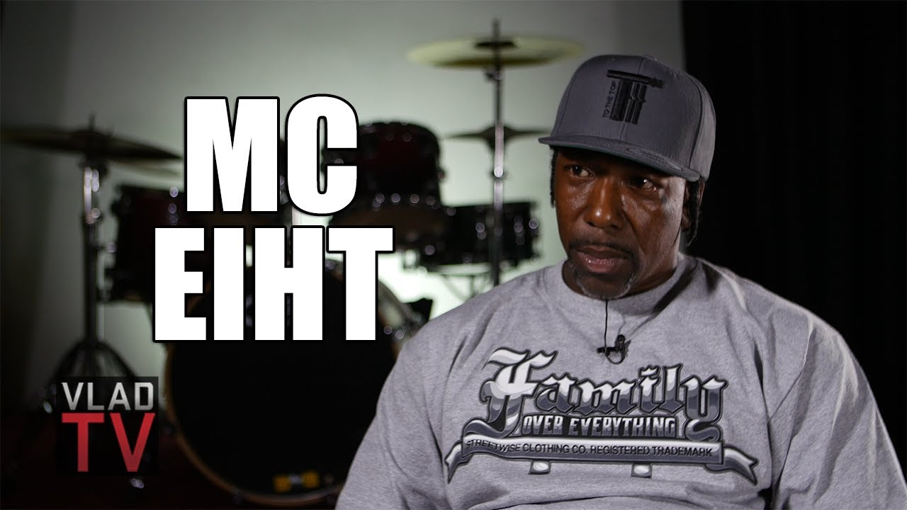 MC Eiht on DJ Quik: We had Street Beef, It's a Big Deal that We Recorded Songs