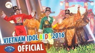 VIETNAM IDOL KIDS 2016 - GALA 5 - BỐNG BỐNG BANG BANG - TOP 6 & NHÓM 365 thumbnail