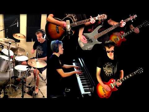 Breakdown - Guns N' Roses Guitar (Solo) Bass Drum Piano Acoustic Cover + Tabs