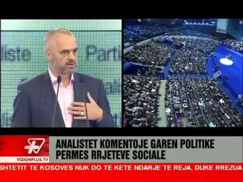 News Edition in Albanian Language - Vizion Plus - 2012 December 27 - 19:00