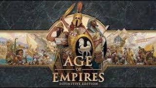 【Age of Empire Definitive Edition】遠古懷舊時間 //遭遇戰//