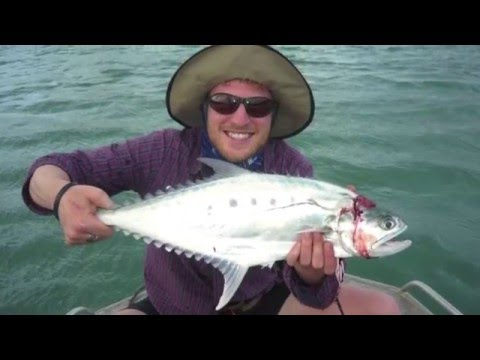 CAPE YORK 2015 - FISHING - CAMPING - CAPE MELVILLE NP