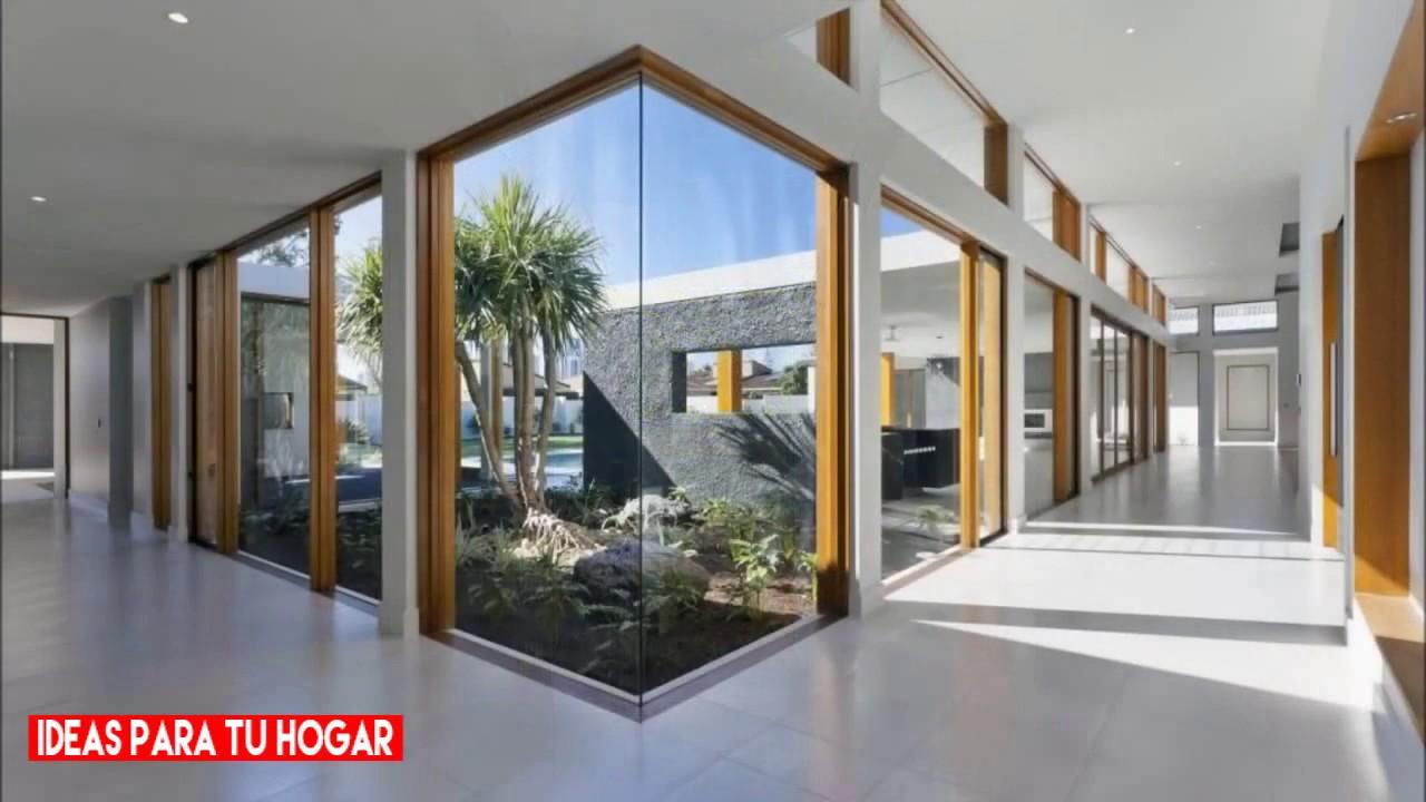 40 ideas de ventanas modernas 2017 ideas para tu hogar for Casas modernas con puertas antiguas