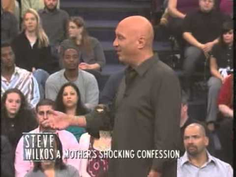 A Mother's Shocking Confession (The Steve Wilkos Show)