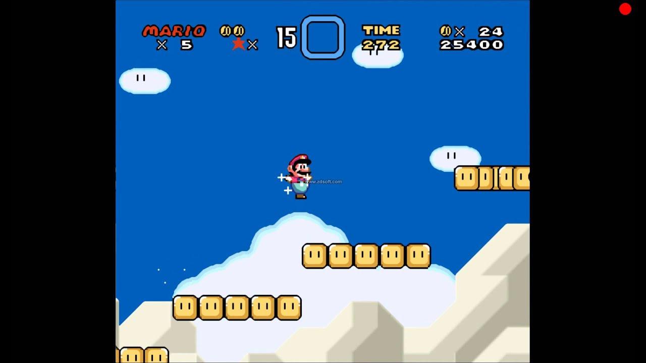 Yoshi Island Speedrun
