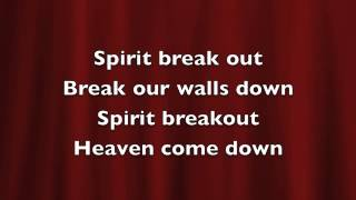 Spirit Break Out (Instrumental Cover) - Kim Walker / Jesus Culture