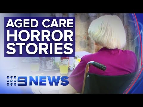 Heartbreaking evidence given at Royal Commission | Nine News Australia