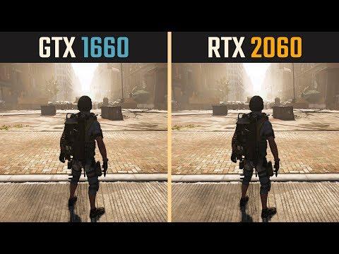 GTX 1660 vs. RTX 2060 (Test in 9 Games)