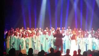 DAMITA - IT ALL BELONGS TO YOU -GOSPEL FESTIVAL