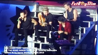1D ONE DIRECTION - LITTLE THING live in Jakarta, Indonesia 2015