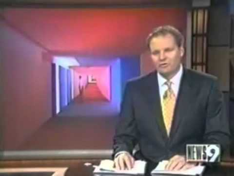 Downtown Oklahoma City Underground on NEWS 9 6 O'clock News