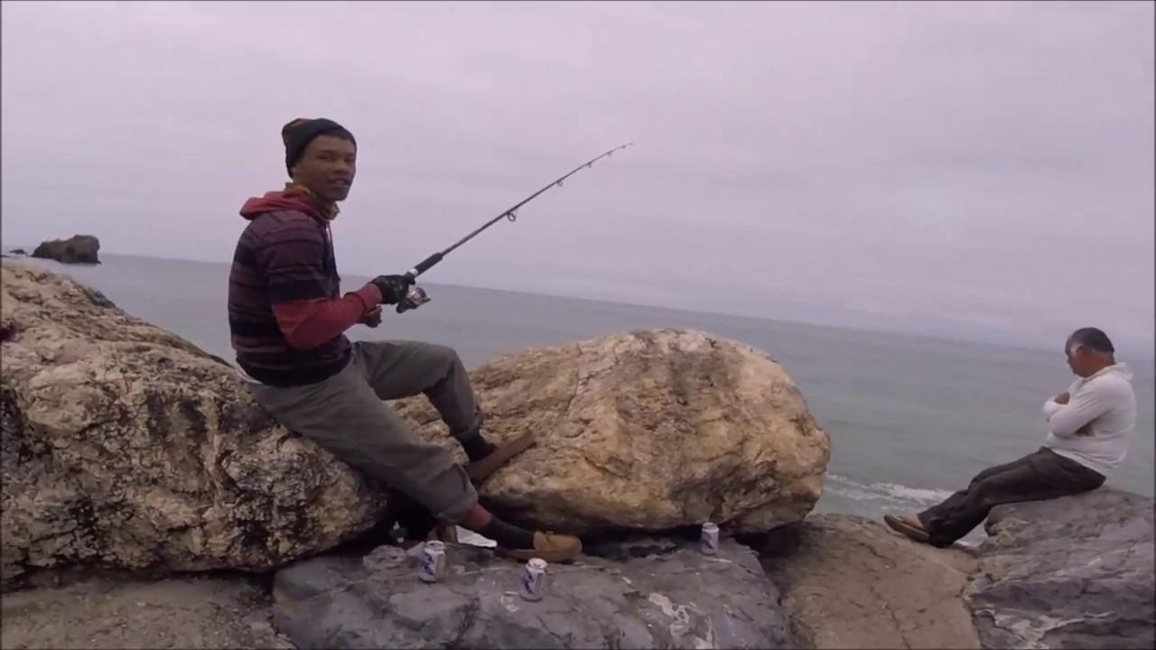 Crabzilla exposing fishing hot spots cruising north of for Pacifica pier fishing report