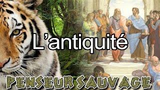 L'antiquité - Les relations aux animaux CH.1 EP.01