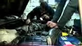 видео Обороты при холодном пуске Mondeo I 2.0 95г