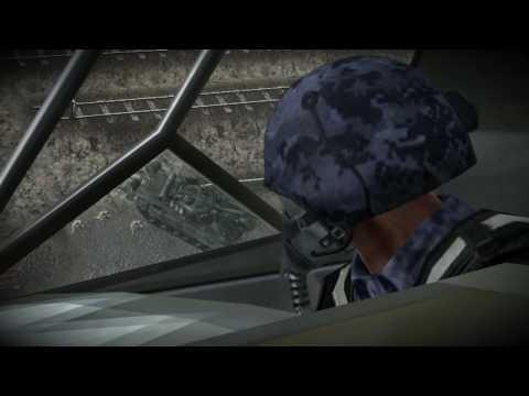 Iron Man 2 War Machine Gameplay Trailer PS3 ( HD )