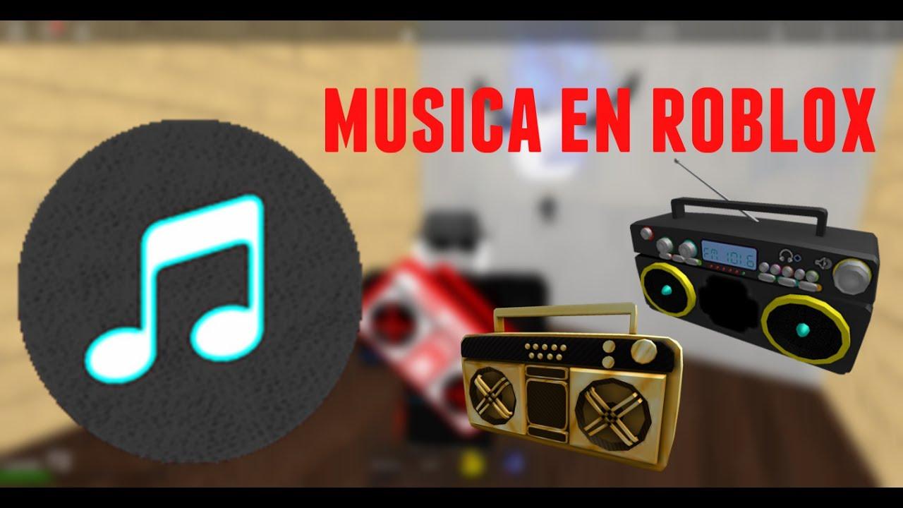 Tutorial ¿como poner musica en los juegos de roblox que ...